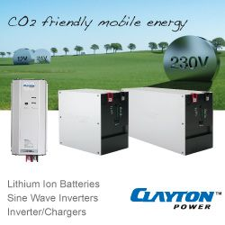 Lithium Ion Battery based Power Systems for Mobile Energy