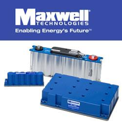 Maxwell Technologies – Ultracapacitor Solutions for Wind Pitch Control