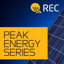 REC Group - REC Peak Energy Series