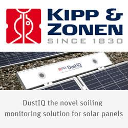 Kipp & Zonen - DustIQ the novel soiling monitoring solution for solar panels