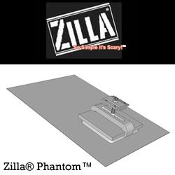 The Zilla® Phantom  - Rail-less solar mounting system