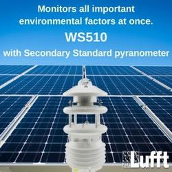 WS501 series All in one weather station with integrated Kipp and Zonen Pyranometer