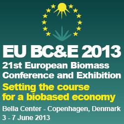 Title: 21st European Biomass Conference and Exhibition
