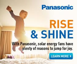 Panasonic battery storage & solar from a company you can trust