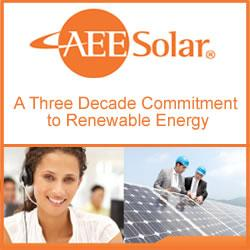 AEE Solar - A Three Decade Commitment to Renewable Energy