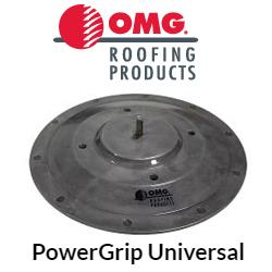 OMG Roofing Products  - PowerGrip Plus Roof Mount System