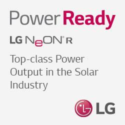 LG Solar - Lightweight. Easy Installation. High Efficiency