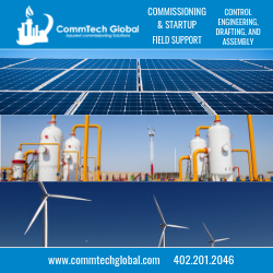 CommTech Global - Assurance Commissioning in the Energy Industry