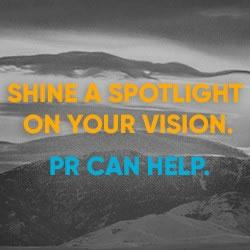 FischTank Marketing and PR - Shine a Spotlight on your Vision. - PR can Help.