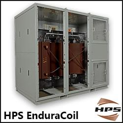 HPS EnduraCoilTM Cast Resin Medium Voltage Transformer