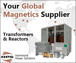 HPS Transformers Give Your Operation the POWER TO PERFORM.