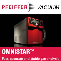 OMNISTAR GAS ANALYZER - Fast accurate analysis from % to sub-ppm in a compact, turnkey benchtop system.