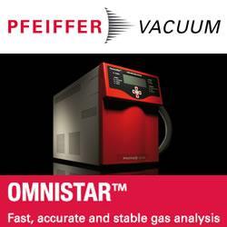 ANALYSEUR DE GAZ OMNISTAR - Analyse précise rapide de% à sous-ppm dans un système clé en main compact.