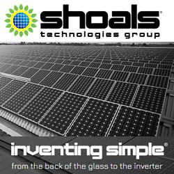 Shoals Technologies Group -  Inventing Simple® - From the Back of the Glass to the Inverter