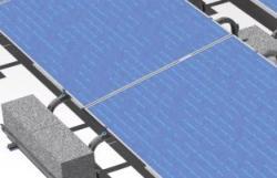Rayport Stainless Steel Ballast Racking System