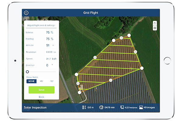 Case Study Increasing Solar Inspection Efficiency With