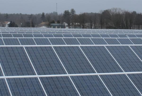 Case Study - 2 4 MW Solar Ground Mount Orange, Massachusetts