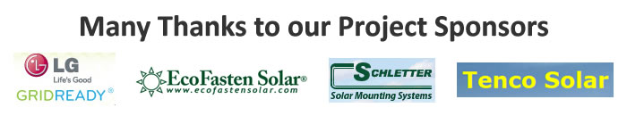 Real World Solar Project Sponsors