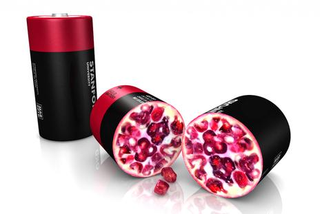 New 'pomegranate-inspired' design solves problems for lithium-ion batteries | Biomimétisme, Biomimicry, Bioinspired innovation | Scoop.it
