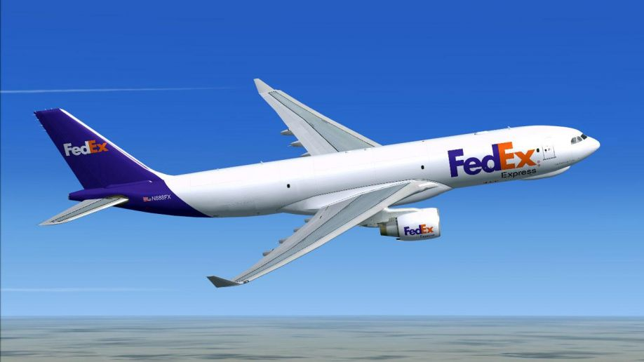 Image result for FedEx planes