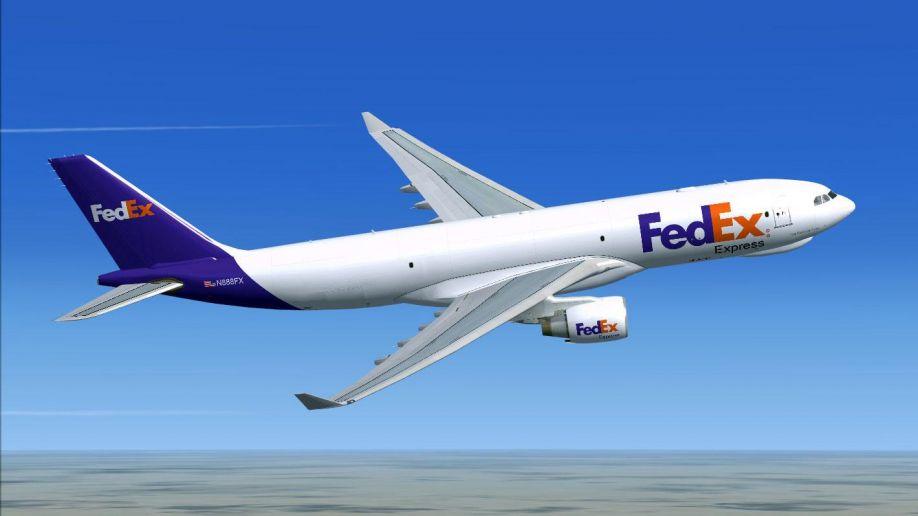Image result for FedEx planes