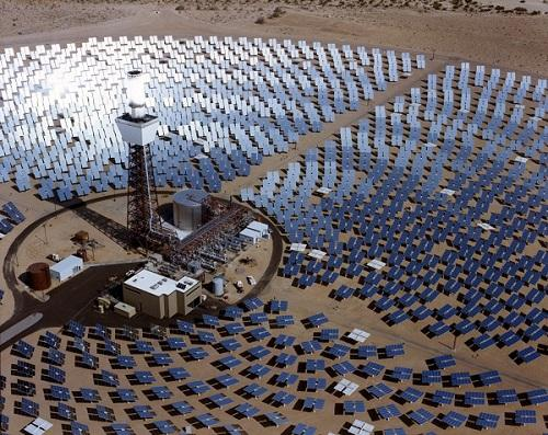 Image result for concentrating solar power systems