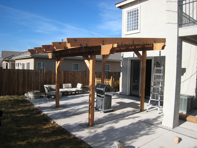 Solar Shade Ideas Pergola Altenergymag